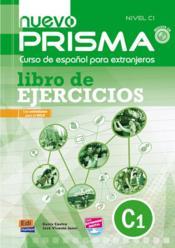 Nuevo prisma C1 ; libro de ejercicios - Couverture - Format classique