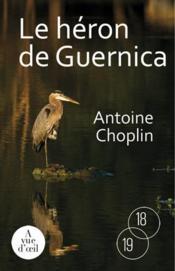 Le héron de Guernica - Couverture - Format classique