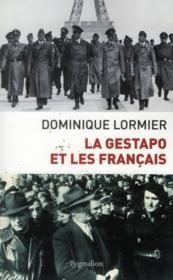 La Gestapo et les Français - Couverture - Format classique