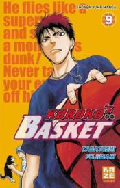 Kuroko's basket t.9 - Couverture - Format classique