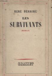 Les Survivants. - Couverture - Format classique
