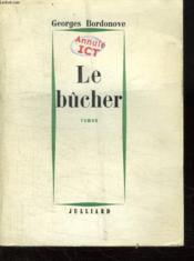 Le Bucher. - Couverture - Format classique