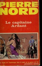 Le Capitaine Ardant. - Couverture - Format classique