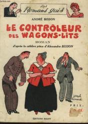 Le Controleur Des Wagons-Lits. - Couverture - Format classique