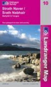 Strathnaver-Bettyhill & Tongue - Couverture - Format classique