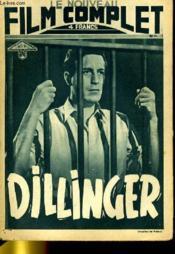 Le Nouveau Film Complet N° 71 - Dillinger - Couverture - Format classique