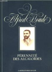 Perennite Des Alcaloïdes - Couverture - Format classique