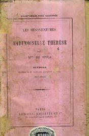 Les Mesaventures De Mademoiselle Therese. - Couverture - Format classique