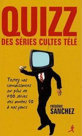 Quizz séries tv - Intérieur - Format classique