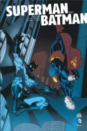 Superman Batman t.1 - Couverture - Format classique