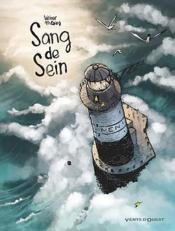 Sang de Sein - Couverture - Format classique