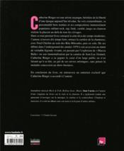 Catherine Ringer et les Rita Mitsouko - 4ème de couverture - Format classique