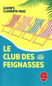 Le club des feignasses - Couverture - Format classique