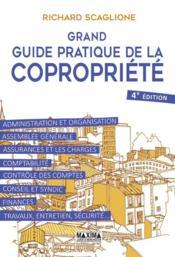 Grand guide pratique de la copropriété (4e édition) - Couverture - Format classique
