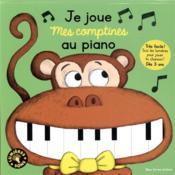 Je joue mes comptines au piano - Couverture - Format classique