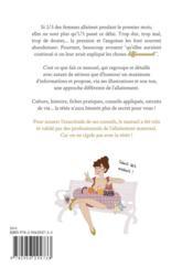 Manuel très illustré d'allaitement (3e édition) - 4ème de couverture - Format classique
