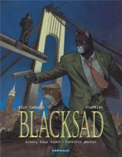Blacksad t.6 ; alors, tout tombe première partie - Couverture - Format classique