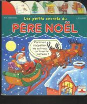 Les petits secrets du Père Noël - Couverture - Format classique