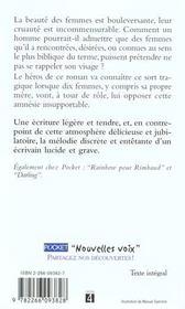 Balade Pour Un Pere Oublie - 4ème de couverture - Format classique