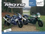 Rmt 116.1 Yamaha Yzf 99/00 Kawasaki Zrx 1100 97/00 - Couverture - Format classique