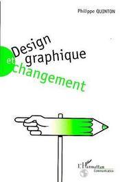 Design Graphique Et Changement - Intérieur - Format classique