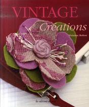 Vintage creations - Intérieur - Format classique