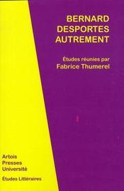 Bernard desportes autrement - Intérieur - Format classique