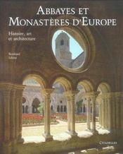 Abbayes et monasteres d'europe - Intérieur - Format classique