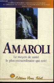 Amaroli (Livre) - Couverture - Format classique