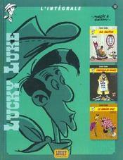Lucky Luke ; intégrale t.13 - Intérieur - Format classique