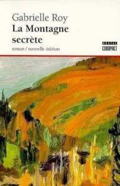 La montagne secrète - Couverture - Format classique