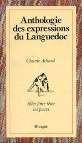 Anthologie des expressions du Languedoc - Couverture - Format classique