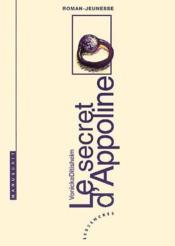Le Secret D'Appoline - Couverture - Format classique