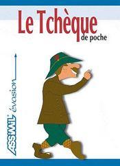 Guide Poche Tcheque - Couverture - Format classique