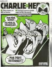 Charlie Hebdo N°248 - Carpentras