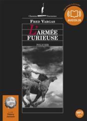 L'armée furieuse - Couverture - Format classique