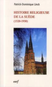 Histoire Religieuse De La Suede (1520 - 1930) - Couverture - Format classique