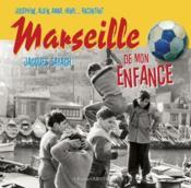 Marseille de mon enfance - Couverture - Format classique