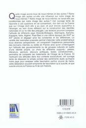 La france fascinante et detestee - 4ème de couverture - Format classique