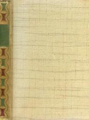 Le Sortilege Malais. Le Livre De Demain. - Couverture - Format classique