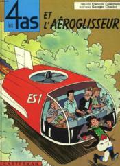 Les A As Et L'Aeroglisseur - Couverture - Format classique