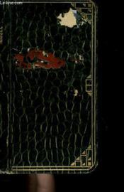 Petit Missel Contenat L'Ordinaire De La Messe En Latin Et En Francais. Les Messes De Commuion, De Mariage Et D'Enterrement, Les Vepres, Le Chemin De Croix, Etc... - Couverture - Format classique