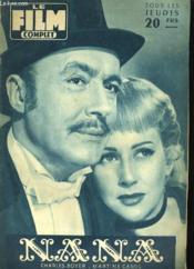 Film Complet N° 540 - Nana - Couverture - Format classique