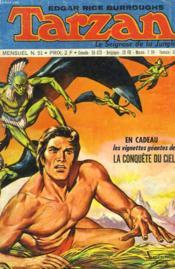 Tarzan - Le Seigneur De La Jungle - Mensuel N°51 - Couverture - Format classique