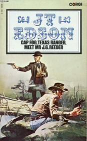 'CAP' FOG, TEXAS RANGER, MEET Mr. J. G. REEDER - Couverture - Format classique