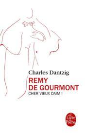 Remy de Gourmont - Couverture - Format classique