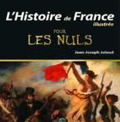 L'histoire de France illustrée pour les nuls (édition 2015) - Couverture - Format classique