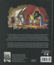 L'histoire de France illustrée pour les nuls (édition 2015) - 4ème de couverture - Format classique