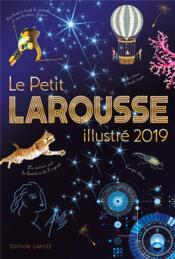 Le petit Larousse illustré ; Noël (édition 2019) - Couverture - Format classique