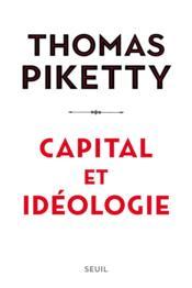 Capital et idéologie - Couverture - Format classique